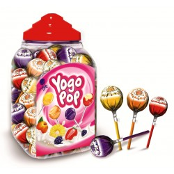 Lizaki Yogurtowe 18g